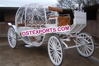 Latest English Wedding Cinderella Carriage