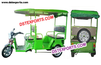 Wedding Decor E Rickshaw