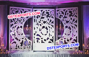 Indian Wedding Decoration Panel