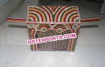Decorated Wedding Doli