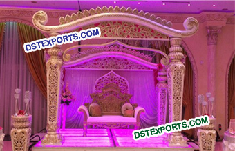 Different Design Wedding Mandap