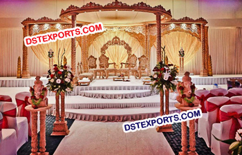 Latest Exclusive Wedding Mandap
