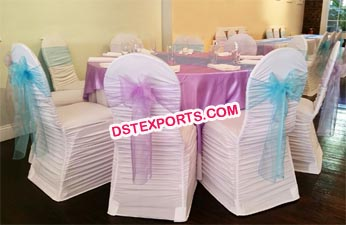 Stretch Chair Covers For Wedding