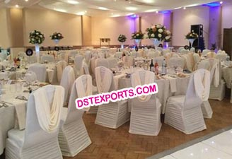 Banquet hall Wedding Chair Covers
