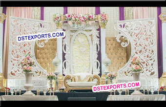 Wedding Grand Panels Stage