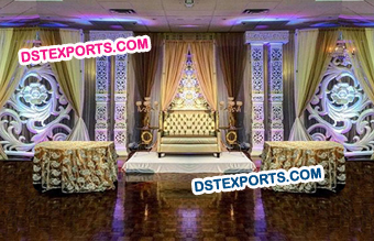 Latest Wedding Asian Victorian Stage