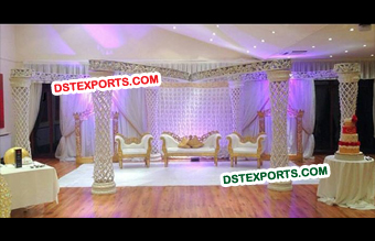 Butterfly Mandap Set