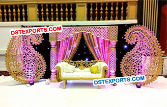Fabulas Wedding Stage