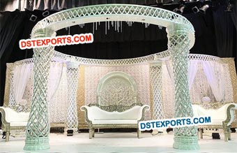 Wedding Mandap Set