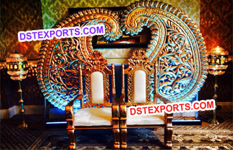 Mehandi Stage Decoration Props