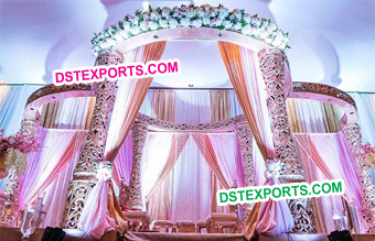 Indian Wedding Delizoo Mandap
