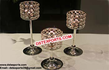 Wedding Decor Candle Holders
