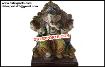 Wedding Lord Ganesha Statue