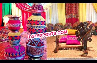 Punjabi Wedding Decoration