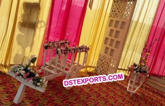 Punjabi Wedding Entrance Decor