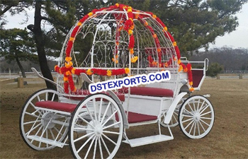 Pony Small Cinderella Carriage