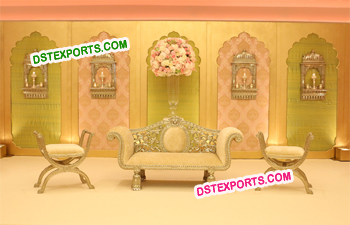 Jhrokha Wedding Stage