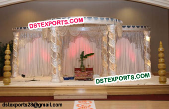 Indian Luxury Mandap For Wedding Decoration