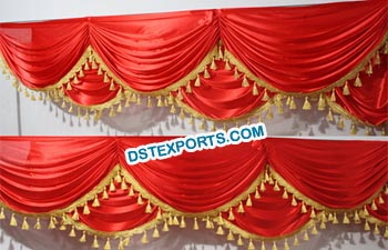 Wedding Mandap Backdrop
