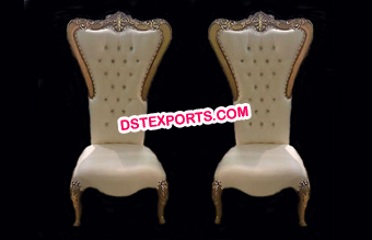 Latest Design Bridal Chairs Set