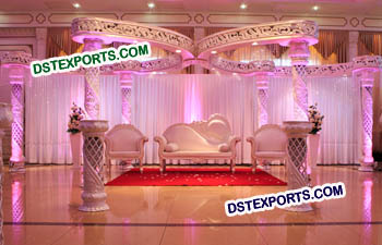 New Butterfly Wedding Mandap