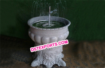 Designer FRP Fountain Pot