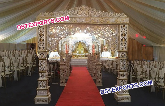 Wedding Welcome Gate for USA