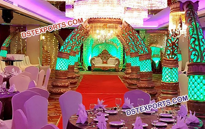 Wedding_Peacock_Wooden_Carved_Mandap