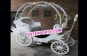 Beautiful Mini Horse Buggy