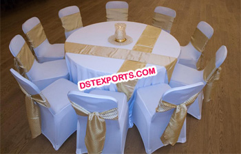 Banquet Hall Designer Chair Cover