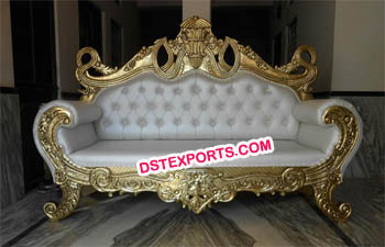 Golden Wedding Two Seater