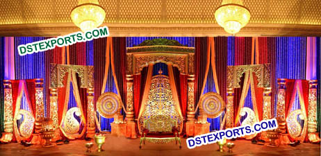 Royal Look  Stage Decoration
