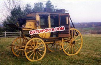 Traditional Horse Drawn Coaches Carriages
