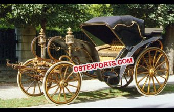 Royal Horse Carriage Buggy