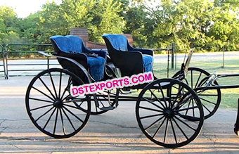 New Horse Drawn Carriage