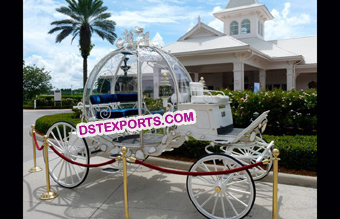 Western Wedding Buggy Carriage