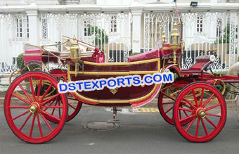 Royal Horse Drawn Buggy