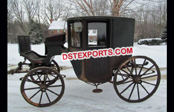 Small Antique Carriage/Buggy