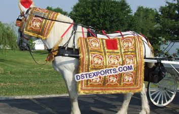 Wedding Decoration Horse Attire
