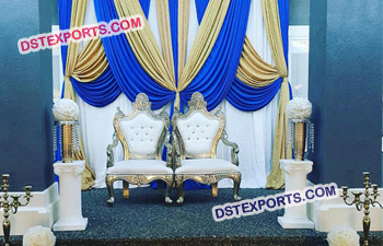 Wedding Throne Chairs For Couple