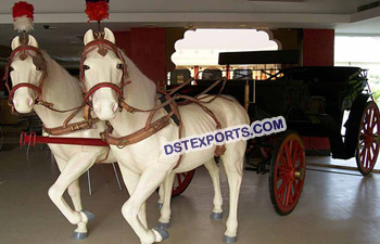 Museum Horse Drawn Carriage