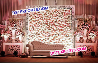 Beautiful Flower Wall Panels
