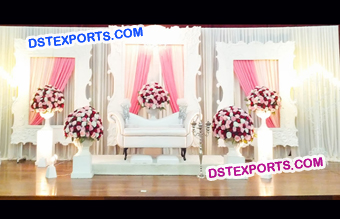 Reception Stage Wedding Backdrop Panels