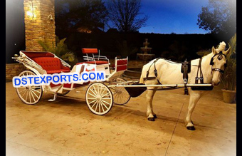 Victoria Horse Carriages For Sale