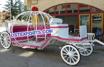 Designer Cinderella Horse Carriage Buggy