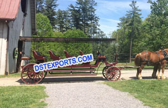 Limousine Horse Carriage For Sale