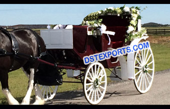 Horse Drawn Carriages For Wedding