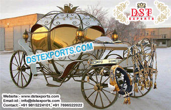 Latest Cinderella Wedding Carriage