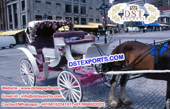 Royal Victoria Horse Carriage Maker