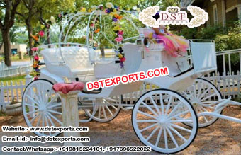 Canadian Princess Cinderella Horse Carriages